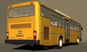 کرایه اتوبوس دربستی - اتوبوس 457 بنز
