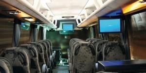 کرایه اتوبوس دربستی - اسکانیا